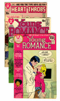 Silver Age (1956-1969):Romance, Comic Books - Assorted Silver Age Romance Comics Group (Various, 1960s) Condition: Average GD.... (Total: 24 Comic Books)