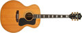 Musical Instruments:Acoustic Guitars, 1973 Guild F50R Natural Acoustic Guitar #81350....