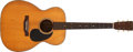 Musical Instruments:Acoustic Guitars, 1945 Martin 18 Natural Acoustic Guitar #91922....