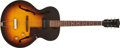 Musical Instruments:Electric Guitars, 1960 Gibson 125 Sunburst Acoustic Electric Archtop Guitar#R6754....