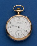 Timepieces:Pocket (pre 1900) , Waltham Heavy 14k Model 88 16 Size For Ruggles & Young Boston....