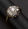 Estate Jewelry:Rings, Estate Diamond Ring. ...