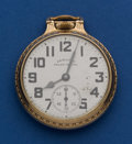 Timepieces:Pocket (post 1900), Hamilton 21 Jewel 992B. ...