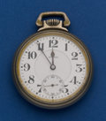Timepieces:Pocket (post 1900), Howard Series 5, 19 Jewel 16 Size. ...