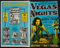 "Movie Posters:Sexploitation, Vegas Nights Lot (Continental, 1948). Uncut Pressbooks (2) (FourPages, 11"" X 17""). Sexploitation.. ... (Total: 2 Items)"
