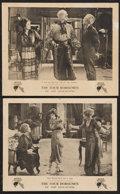 "Movie Posters:Drama, The Four Horsemen of the Apocalypse (Metro, 1921). Lobby Cards (2)(8"" X 9.75"" and 8"" X 10""). Drama.. ... (Total: 2 Items)"