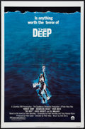 """Movie Posters:Adventure, The Deep (Columbia, 1977). One Sheet (27"""" X 41"""") Style B.Adventure.. ..."""