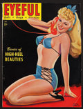 "Movie Posters:Sexploitation, Eyeful Magazine (Eyeful Publications, Jan., 1946). Magazine (66Pages, 8.5"" X 11.5""). Sexploitation.. ..."