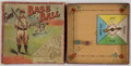 Baseball Collectibles:Others, Circa 1890 Game of Base Ball....