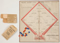 Baseball Collectibles:Others, 1890 Baseball Solitaire Game....