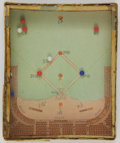 Baseball Collectibles:Others, 1895 The Base Ball Puzzle and Teacher Game....