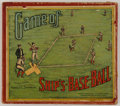 Baseball Collectibles:Others, 1912 Game of Ship's-Base-Ball....