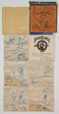Baseball Collectibles:Others, 1883 The Diamond Puzzle Game....