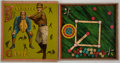 Baseball Collectibles:Others, Circa 1900 Home Baseball Game....