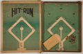 Baseball Collectibles:Others, Early 1900's Hit and Run Base Ball at Home....