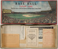 Baseball Collectibles:Others, 1914 Grebnelle Championship Base Ball Parlor Game....