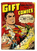 Golden Age (1938-1955):Miscellaneous, Gift Comics #1 (Fawcett, 1942) Condition: Apparent FR....