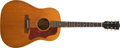 Musical Instruments:Acoustic Guitars, 1968 Gibson J-50 Natural Acoustic Guitar, #NA. ...