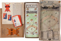 Baseball Collectibles:Others, Early 1930's Babe Ruth Endorsed Games Lot of 3....