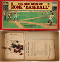 Baseball Collectibles:Others, Circa 1900 Meeker's Nickel Plate Base Ball Game....