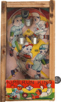 Baseball Collectibles:Others, Circa 1920 Walter Johnson Base Ball Game....