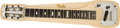 Musical Instruments:Lap Steel Guitars, Early 1960s Fender Champion Blonde Lap Steel Guitar #8229...