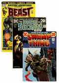 Bronze Age (1970-1979):Horror, Comic Books - Assorted Bronze Age Horror Comics Group (Various,1970-81) Condition: Average FN+.... (Total: 15 Comic Books)