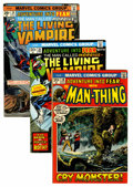 Bronze Age (1970-1979):Horror, Fear Group (Marvel, 1972-75) Condition: Average VG/FN.... (Total:56 Comic Books)