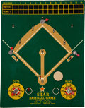 Baseball Collectibles:Others, 1941 Star Baseball Game....