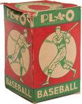 Baseball Collectibles:Others, 1939 Pla-O Baseball Rolling Cylinder Game....