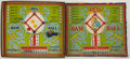 Baseball Collectibles:Others, 1903 Parker Brothers Peg Baseball Board Game....
