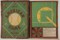 Baseball Collectibles:Others, Circa 1920's The Great American Game of Baseball Board Game....
