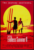 "Movie Posters:Documentary, The Endless Summer II (New Line, 1994). One Sheet (27"" X 40"") DS. Surfing Documentary.. ..."
