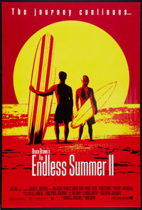 """The Endless Summer II (New Line, 1994). One Sheet (27"""" X 40"""") DS. Surfing Documentary"""