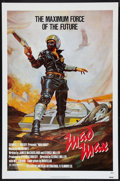 """Movie Posters:Science Fiction, Mad Max (American International, 1980). One Sheet (27"""" X 41"""") Flat Folded. Science Fiction.. ..."""