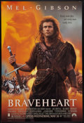 "Movie Posters:Action, Braveheart (Paramount, 1995). One Sheets (2) (27"" X 40"") DSAdvances, Two Styles. Action.. ... (Total: 2 Items)"