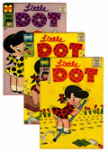 Silver Age (1956-1969):Humor, Little Dot File Copy Group (Harvey, 1958-65) Condition: Average VF/NM.... (Total: 59 Comic Books)