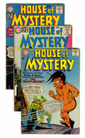 Silver Age (1956-1969):Horror, House of Mystery Group (DC, 1960-64) Condition: Average GD....(Total: 19 Comic Books)