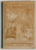 Books:First Editions, Frank Thompson Searight. The Doomed City: A Thrilling Tale.Chicago: Laird & Lee, [1906]. First edition. Octavo....