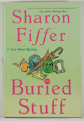 Books:Signed Editions, Sharon Fiffer. SIGNED. Buried Stuff. New York: St. Martin's Minotaur, [2004]. First edition, first printing. Signe...