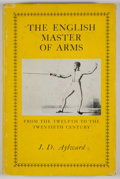 Books:First Editions, J. D. Aylward. The English Master of Arms. London: Routledge& Kegan Paul, [1956]. First edition. Octavo. Publisher'...