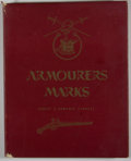 Books:First Editions, Dudley S. Hawtrey Gyngell. Armourers Marks. London:Thorsons, [1959]. First edition. Quarto. Publisher's binding and...