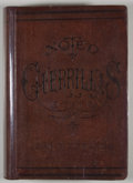 Books:First Editions, John N. Edwards. Noted Guerrillas, or the Warfare of theBorder. St. Louis: Bryan, Brand, 1877. First edition. Octav...
