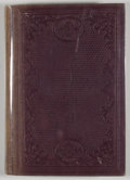 Books:First Editions, George Adams Fisher. The Yankee Conscript; or, Eighteen Monthsin Dixie. Philadelphia: J. W. Daughaday, 1864. Fi...