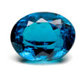 Gems:Faceted, RARE GEMSTONE: BRAZILIAN PARAIBA TOURMALINE - 2.62 CT. ...