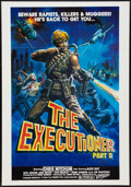 """Movie Posters:Crime, The Executioner Part II Lot (21st Century, 1982). One Sheets (3)(27"""" X 41""""). Crime.. ... (Total: 3 Items)"""