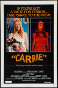 "Movie Posters:Horror, Carrie (United Artists, 1976). One Sheet (27"" X 41""). Horror.. ..."