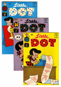 Silver Age (1956-1969):Humor, Little Dot File Copies Group (Harvey, 1965-76)....