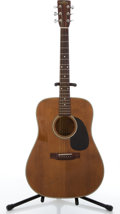 Musical Instruments:Acoustic Guitars, Sigma By Martin DM-19 Walnut Acoustic Guitar #813523....