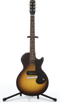 Musical Instruments:Electric Guitars, 2007 Gibson Melody Maker Sunburst Electric Guitar #017971401....